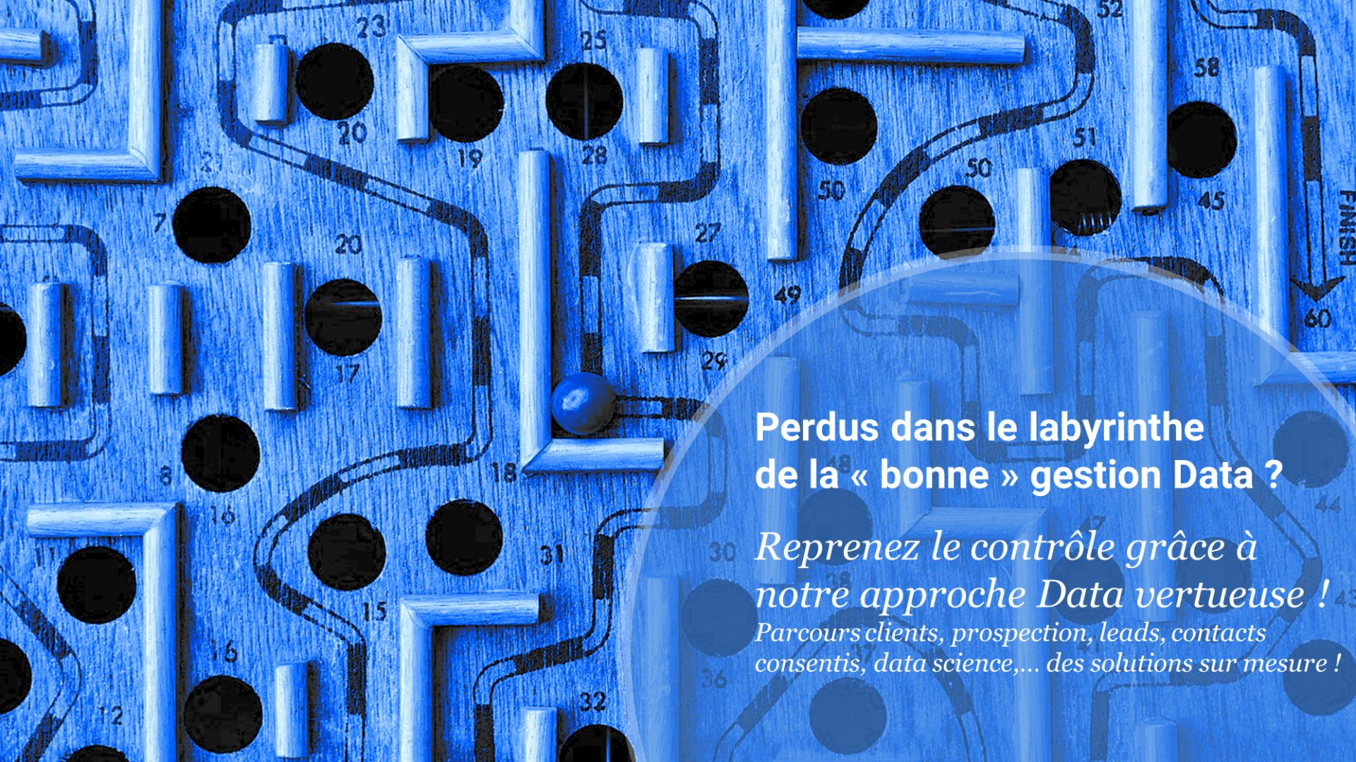 My Data is Rich – Solutions Data RGPD by design pour les Entreprises